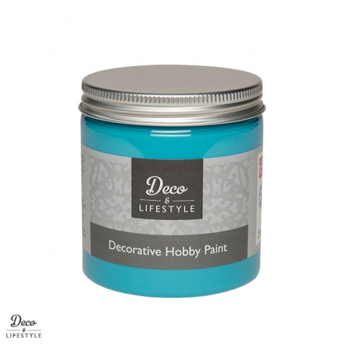 Deco & Lifestyle Shabby Chic Farbe 230ml teal blue
