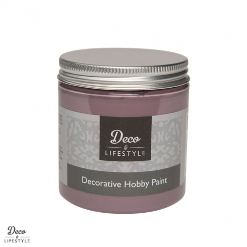 Deco & Lifestyle Shabby Chic Farbe 230ml taupe