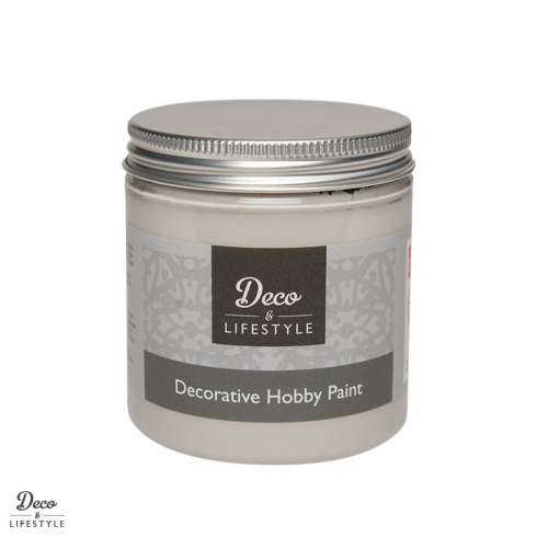 Deco & Lifestyle Shabby Chic Farbe 230ml stone